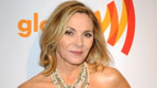 Kim Cattrall: I Gained 20 Lbs. to Play a Porn Star