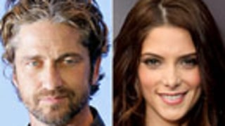 Gerard Butler, 41, Packs on PDA with Ashley Greene, 24