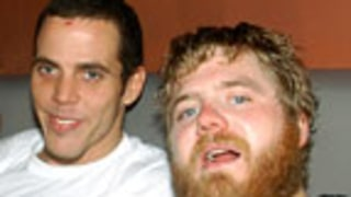 Steve-O: All I Did With Jackass Boys Was