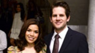 America Ferrera Weds at Star-Packed Bash