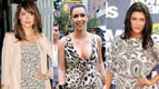 Hollywood Trend Watch: Stars in Printed Jumpsuits