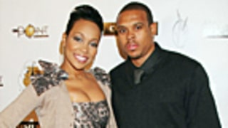 Singer Monica, L.A. Laker Shannon Brown Have Second Wedding