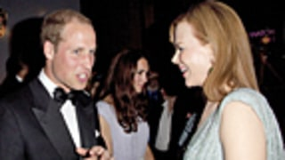 Nicole Kidman, Other Stars Freak Out Meeting Will and Kate