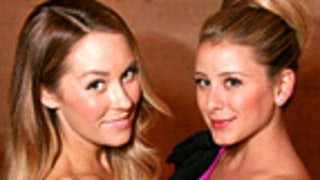 BFFs Lauren Conrad and Lo Bosworth Get Glammed Up