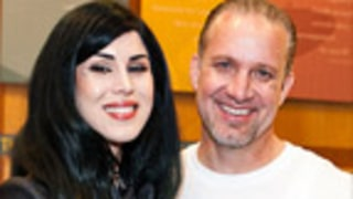 Kat Von D Snuggles Up to Jesse James in L.A. Ink Promo