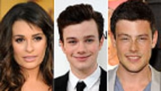 Lea Michele, Chris Colfer, Cory Monteith Leaving Glee After Season 3