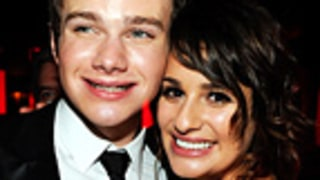 Chris Colfer, Lea Michele React to Glee Casting Changes