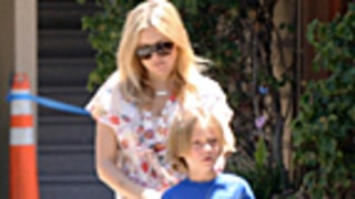 New Mom Kate Hudson Steps Out with Matt Bellamy, Ryder