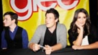 Glee's Lea, Cory and Chris Aren't