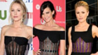 Who Wore It Best: Kristen Bell, Odette Annable, or Anna Paquin?