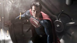 FIRST LOOK: See Henry Cavill as Superman in Man of Steel