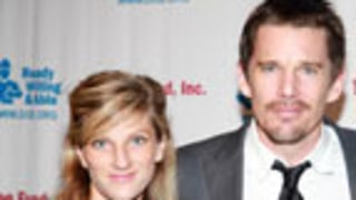 Ethan Hawke Welcomes Fourth Child!