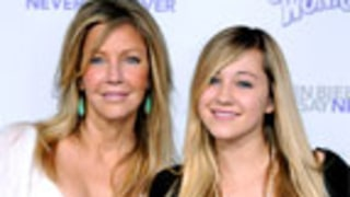 Heather Locklear's Daughter, 13, Lands Role in Knocked Up Spinoff