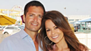 Brooke Burke Marries David Charvet!