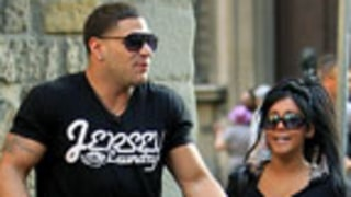 Jersey Shore's Snooki and Ronnie Ortiz-Magro Get Lost in Italy