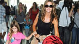 Denise Richards Uses $900 Eco-Friendly Stroller With
