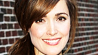 Beauty Crush: Rose Byrne's Side Ponytail