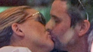 Kate Hudson, Matt Bellamy Make Out While Bingham Naps