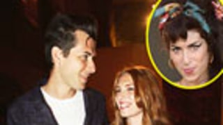 Mark Ronson, Wife Remember the Late Amy Winehouse at Wedding
