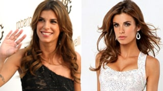 Elisabetta Canalis' Tattoos Erased in DWTS Pic