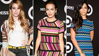 Emma Roberts, Camilla Belle and More Stars Hit Missoni for Target Party
