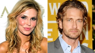 Brandi Glanville, Gerard Butler Hooking Up