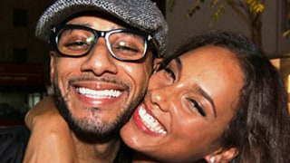 PIC: Alicia Keys Throws Swizz Beatz Surprise Party!