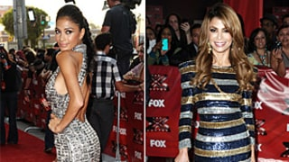 Which X Factor Judge Looked Hotter: Nicole Scherzinger or Paula Abdul?