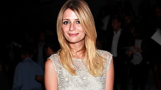 Mischa Barton Cleans Up For Fashion Week