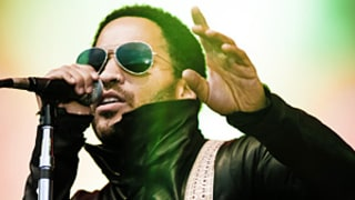 Lenny Kravitz Admits Getting Romance Advice From Daughter Zoe