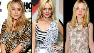 Mary-Kate Olsen, Dakota Fanning Diss Lindsay Lohan at Fashion Week