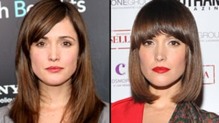 PIC: Rose Byrne Debuts New, Short Haircut