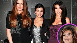 Kardashian Sisters Slam Elisabetta Canalis' Dancing With the Stars Performance