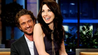 Whitney Cummings Flirts With Gerard Butler