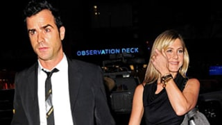 Jennifer Aniston, Justin Theroux Double Date With Ben Stiller, Christine Taylor