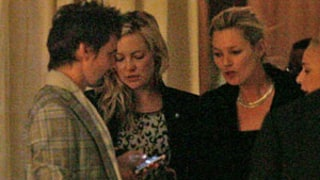 Kate Hudson, Matt Bellamy Double Date with Kate Moss, Jaime Hince