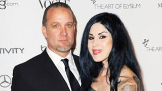 Kat Von D, Jesse James Break Up Again