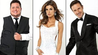Elisabetta Canalis Eliminated on Dancing with the Stars