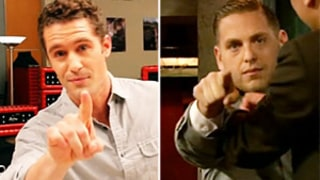 Matthew Morrison to Jonah Hill: Let's Settle This Feud