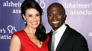 Taye Diggs: My Mom Always Knew I'd Marry a White Woman!