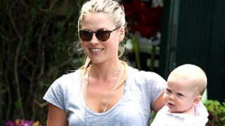 Ali Larter: My 9-Month-Old Son Teddy Eats Seaweed, Salmon