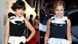Who Wore it Best: Zooey Deschanel or Cheryl Cole?