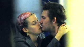 Alex Pettyfer Kisses New Girlfriend Riley Keough