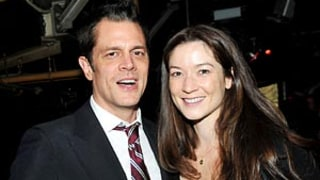 Johnny Knoxville Welcomes Daughter Arlo!