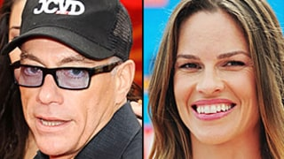 Hilary Swank, Jean-Claude Van Damme Slammed for Attending Chechen  President's Birthday Party