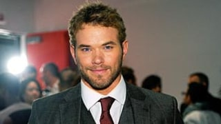 Kellan Lutz: Girls Think I'm Gay Because I Don't Hit on Them