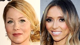 Breast Cancer Survivor Christina Applegate Reaches Out to Giuliana Rancic