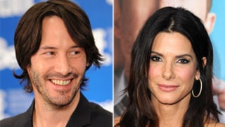 Sandra Bullock, Keanu Reeves Reunite for Dinner Date