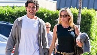Camille Grammer Opens Up About New Beau Dimitri Charalambopoulos