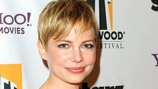 Michelle Williams' Pixie Cut Is a